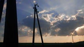 Anche paesaggio nella zona rurale fotografia stock libera da diritti