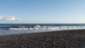 Anche Sun sulla spiaggia Fotografie Stock Libere da Diritti