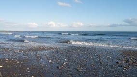 Anche Sun sulla spiaggia Fotografia Stock Libera da Diritti