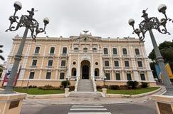 anchieta宫殿vitoria 免版税库存图片