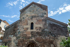 Anchiskhati church in Tbilisi Royalty Free Stock Images