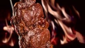 Ancho,传统巴西烤肉 影视素材