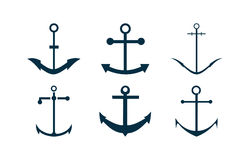 Anchor Royalty Free Stock Image