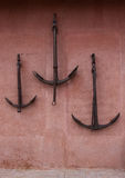 Anchor Royalty Free Stock Photography