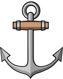 anchor Image stock
