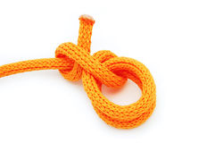 Anchor Bend knot Royalty Free Stock Photo