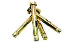 Anchor bolt Royalty Free Stock Photo