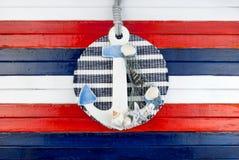 Anchor. Stock Photo