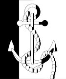 Anchor Icon Royalty Free Stock Image