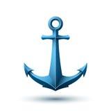 Anchor icon Stock Photography