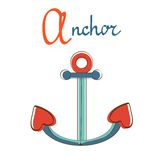 A is for anchor Stock Photos