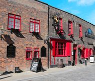The Anchor London pub Royalty Free Stock Images