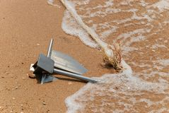 The anchor Royalty Free Stock Photo