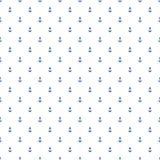 Anchor seamless texture Stock Image