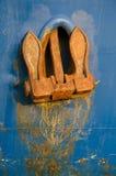 Anchor ship Stock Photo
