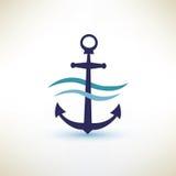 Anchor symbol Stock Photos