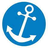 Anchor Royalty Free Stock Image