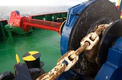 Free Anchor Winch Stock Photos - 66233943