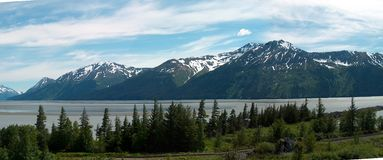 Anchorage, AK Royalty Free Stock Photos