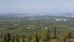 Anchorage, AK Stock Photography