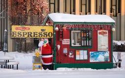 Anchorage, Alaska, de V.S. Stock Foto