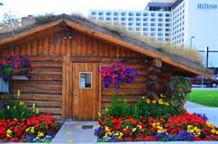 Anchorage, Alaska, USA Lizenzfreie Stockfotografie