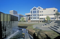 Anchorage Center for the Performing Arts, Anchorage, Alaska Stock Photo