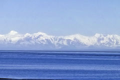 Anchorage inlet Royalty Free Stock Photography