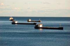 Anchorage in Yalta de Oekraïne Royalty-vrije Stock Afbeeldingen