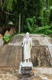 Anchorite in Thailand. Anchorite statue in Thai style art Stock Photography