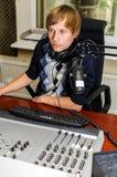 anchorman Στοκ εικόνες με δικαίωμα ελεύθερης χρήσης