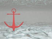 Anchors Stock Photo