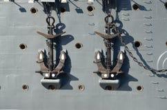 Anchors Royalty Free Stock Photo