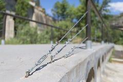 Anchors. Royalty Free Stock Image