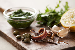 Anchovy Royalty Free Stock Images