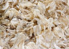 Anchovy Asian Food Ingredient Dried Fish Stock Images