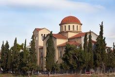 Ancien希腊教会 库存图片