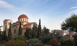 Ancien希腊教会 免版税库存照片