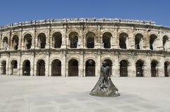 ancien арены Стоковое Изображение