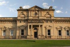 Ancien bâtiment de station de victorian Photo stock