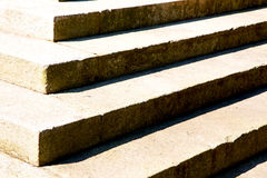 ancien flight   steps in europe italy old construction and Stock Image