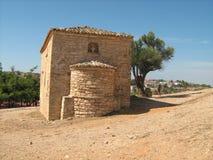 Ancien Grecki kościół Fotografia Stock