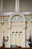 Ancien Tribunal de paix de Melbourne Photos stock