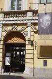 Ancienne résidence de père Karol Wojtyla Images libres de droits