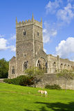 Ancient abbey in Bristol Stock Photography