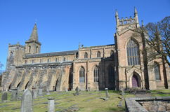Ancient Abbey at Dunfermline Royalty Free Stock Photo