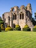 Wenlock Priory Ruins - Shropshire, England Stock Photo
