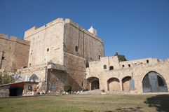 Ancient Acre (Akko, Acco) Stock Photos