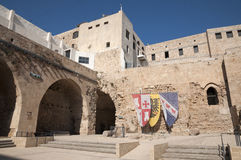 Ancient Acre (Akko, Acco) Stock Image