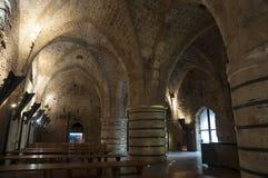 Ancient Acre (Akko, Acco). The old city of Acre (Akko, Acco Stock Photography